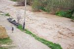 هشدار طغیان رودخانه الوند در سرپلذهاب