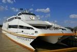 بهره برداری از اولین کشتی گردشگری تمام ایرانی در کیش