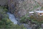 افزایش آب رودخانه کن تهران