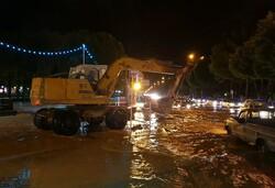 خسارت ۳۵۰ واحد مسکونی در استان اصفهان/امداد رسانی به ۴۰۰ خودرو