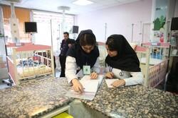 بازدید شبانه معاون وزیر از بیمارستان شهدای تجریش