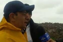 لایروبی گرگانرود با کمک سپاه در حال انجام است
