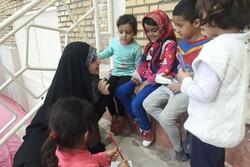 دانش آموزان گلستانی به یاری سیل زدگان شتافتند