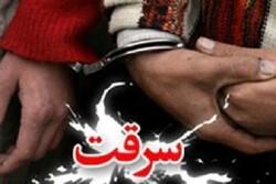 دستگیری ۵ سارق و کشف ۲۲ هزار قلم دارو و تجهیزات پزشکی در نهاوند