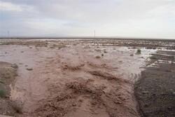 تخلیه۲ روستای اسفراین به علت وقوع سیلاب/اختلال در راه های ارتباطی