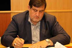 پیام تسلیت رئیس سازمان مدیریت بحران کشور