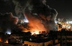 İsrail'in Gazze'ye düzenlediği saldırılarda şehit sayısı 5'e yükseldi