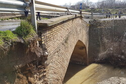 ۵ بنای تاریخی استان همدان بر اثر بارشهای اخیر آسیب دید