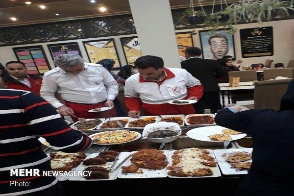 اعتراض گسترده کاربران شبکه های اجتماعی به شام لاکچری «پیوندی»