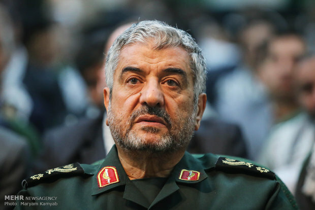 IRGC cmdr. visits flood-hit areas in Golestan prov.