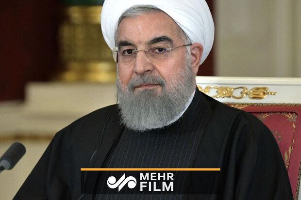 درخواست روحانی از سپاه و ارتش