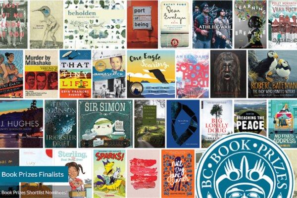 کانادا, ادبیات جهان, جایزه ادبی