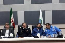 شمخاني يدعو الى اتخاذ اجراءات وقائية لادارة الازمة المحتملة في خوزستان