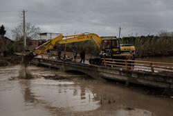 نیمی از اعتبارات خسارات سیل غرب مازندران تخصیص داده شد