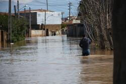 """اخلاء 35 قرية  في مدينة """"قزوين"""" تحسباً لتدفق السيول"""