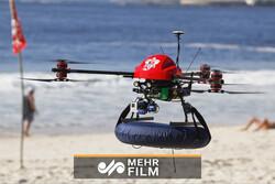 """استخدام طائرات الدرون لعمليات الاغاثة في """"كلستان""""/ فيديو"""