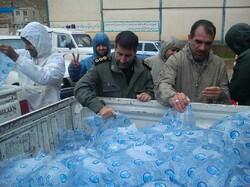 اقلام امدادی در پایگاههای مدیریت بحران تهران ذخیره میشود