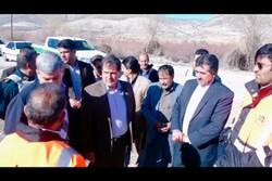 اعزام تجهیزات سنگین راهداری به جاده یاسوج-شیراز/اعلام مسیرجایگزین