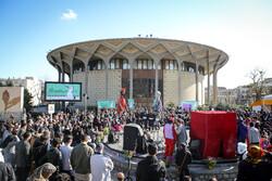 تهران روز «هنرهای نمایشی» را جشن گرفت/ آغاز نوروز تئاتریها