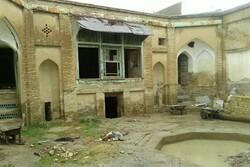 خانههای تاریخی بروجرد بیشترین آسیب را از سیلاب دیدند