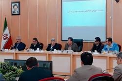 مرخصی مدیران کل عضو شورای مدیریت بحران لغو شد