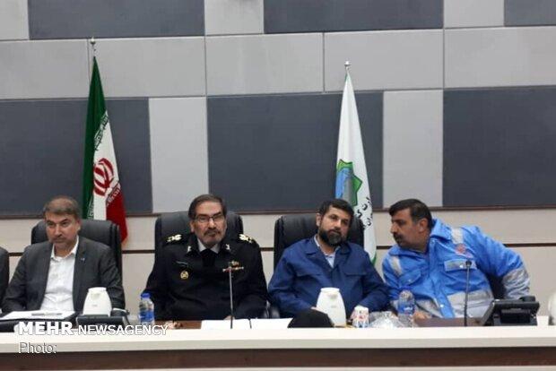 جلسه مدیریت بحران خوزستان لحظاتی پیش آغاز شد