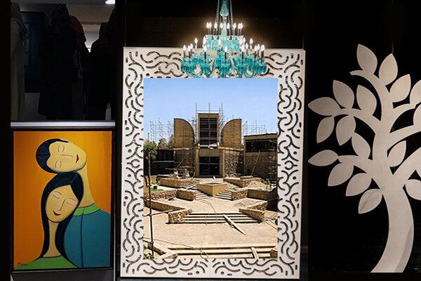 کارگاه های تخصصی جشنواره هنرهای تجسمی جوانان ایران آغاز شد