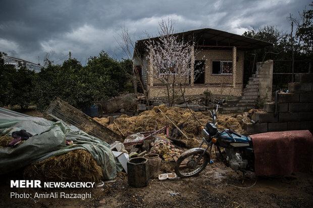 پایان تعمیر ۲۴۰۰ مسکن سیل زده در مازندران