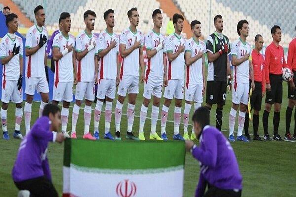 Iran, Iraq football teams draw 0-0 in 2020 AFC U-23 C'ship