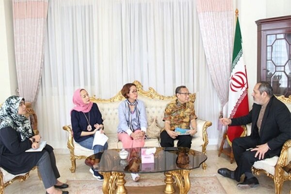 Tehran, Jakarta emphasize on developing coop. on religious dialogs