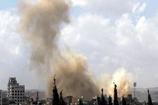 حملات توپخانهای متجاوزان سعودی به «الحدیده» یمن