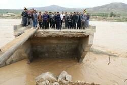 ۳۵ پل تخریبی در سیل لرستان تا پایان امسال بهره برداری میشود