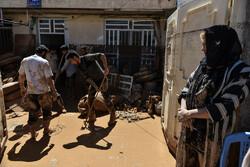 صدور بیمه نامه المثنی برای سیل زدگان گلستان