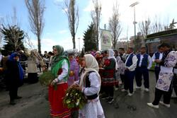 استقبال شهروندان از نوروزگاه های قلب پایتخت
