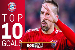 ۱۰ گل برتر بازیکن مسلمان بایرنمونیخ