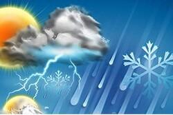 کاهش ۳ تا ۴ درجه ای دما در خوزستان