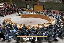 ایران کے بارے میں اقوام متحدہ کی سکیورٹی کونسل کا اجلاس بے نتیجہ