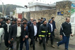 معاون رئیس جمهوری از مناطق سیلزده «معمولان» بازدید کرد