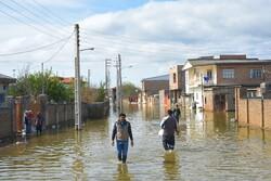 Gümüştepe kentinde sel hayatı felç etti