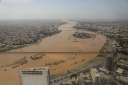 رودخانههای دز و کرخه به هم پیوستند/جوانان مناطق را ترک نکنند