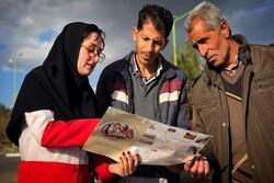 ۱۰۳۵۱ نفر به پست های ایمنی و سلامت آذربایجان غربی مراجعه کرده اند