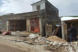 ۲۸۰ واحد مسکونی کالپوش بازسازی میشود/ بنیاد مسکن متعهد به رفع مشکلات