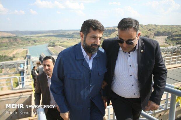 محافظ خوزستان يعلن حالة الطوارئ لمواجهة السیول المحتملة