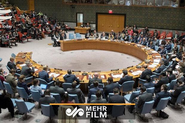 ایران کے بارے میں اقوام متحدہ کی سکیورٹی کونسل کااجلاس بے نتیجہ