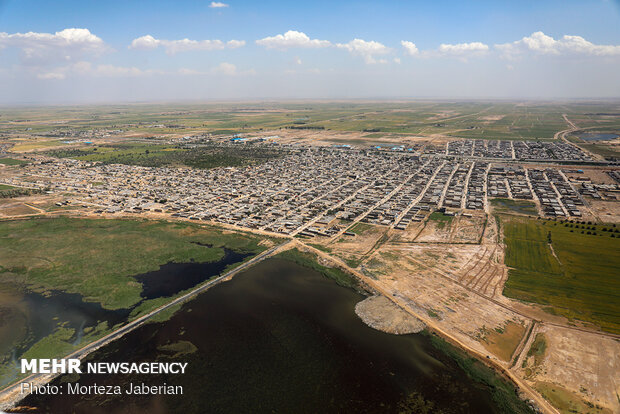 278 قرية في خوزستان معرضة للسيول المحتملة