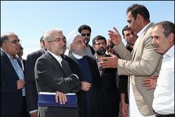 روحاني يشدد على ضرورة توخي الحذر والتخطيط للسيطرة علىمياه الأمطار القادمة