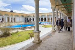 "قلعة ""جالشتر""؛ معلم تاريخي وسياحي بجنوب غربي ايران / صور"