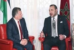 سران اردن و مراکش: «جولان» بخشی از خاک سوریه است