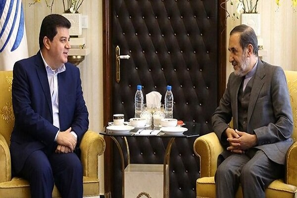 Velayati meets with Syrian envoy to discuss Trump's Golan move