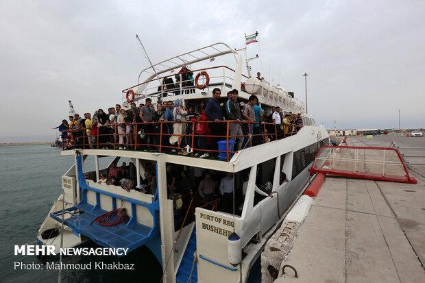 جزيرة كيش الايرانية جوهرة الخليج الفارسي